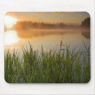 USA, Idaho, Winchester Lake State Park, Lapwai Mouse Pad