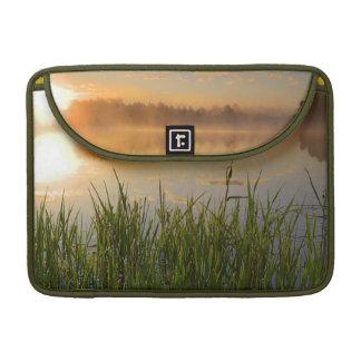 USA, Idaho, Winchester Lake State Park, Lapwai Sleeve For MacBook Pro