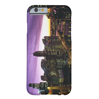 USA, IL, Chicago. Chicago skyline and river Barely There iPhone 6 Case