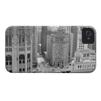 USA, IL, Chicago, Loop from Hotel iPhone 4 Case-Mate Cases
