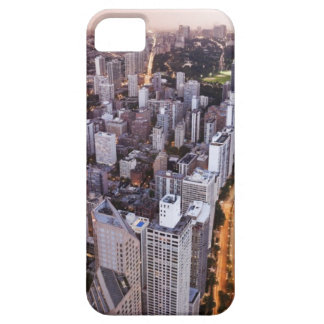 USA, Illinois, Chicago, Aerial view of Lake iPhone 5 Case