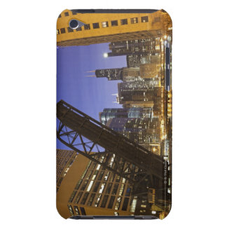 USA, Illinois, Chicago, Chicago River iPod Touch Case