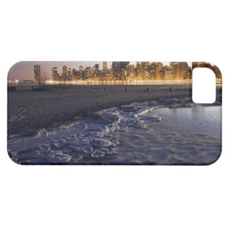 USA, Illinois, Chicago, City skyline from Lake Barely There iPhone 5 Case