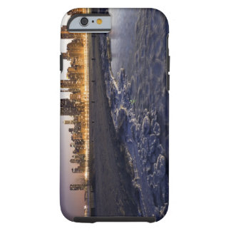 USA, Illinois, Chicago, City skyline from Lake Tough iPhone 6 Case