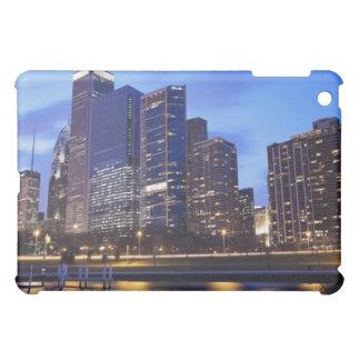 USA, Illinois, Chicago, City skyline of Randolph iPad Mini Case