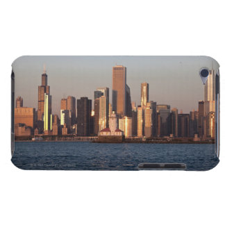 USA, Illinois, Chicago, City skyline over Lake 2 Case-Mate iPod Touch Case