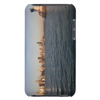 USA, Illinois, Chicago, City skyline over Lake 3 iPod Touch Case-Mate Case