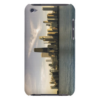 USA, Illinois, Chicago, City skyline over Lake 7 iPod Touch Case