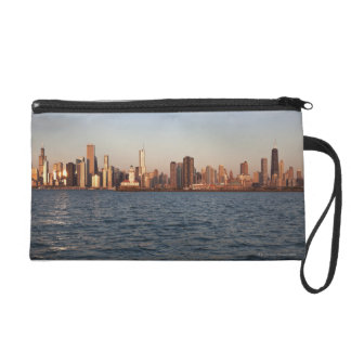 USA, Illinois, Chicago, City skyline over Lake Wristlet