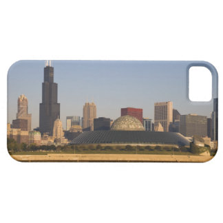 USA, Illinois, Chicago, City skyline with Adler iPhone 5 Covers