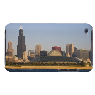 USA, Illinois, Chicago, City skyline with Adler iPod Touch Covers