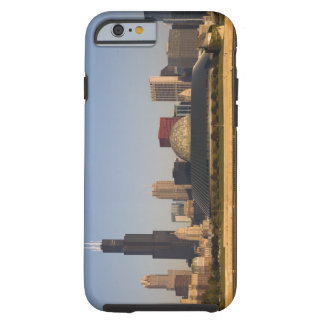 USA, Illinois, Chicago, City skyline with Adler Tough iPhone 6 Case