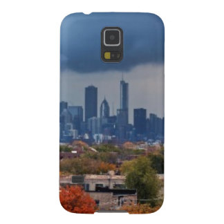 USA, Illinois, Chicago, cityscape Galaxy S5 Cover