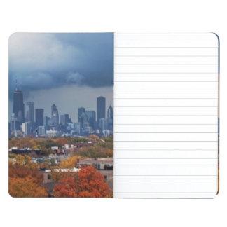 USA, Illinois, Chicago, cityscape Journal
