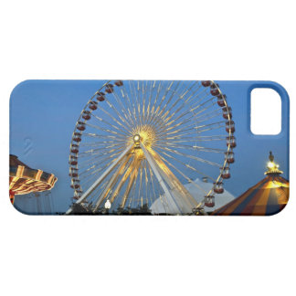 USA, Illinois, Chicago, Cityscapes, Lighted iPhone 5 Cases