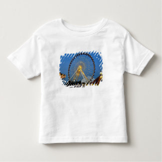 USA, Illinois, Chicago, Cityscapes, Lighted Toddler T-Shirt