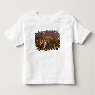 USA, Illinois, Chicago: Evening View of The Loop 2 Toddler T-Shirt