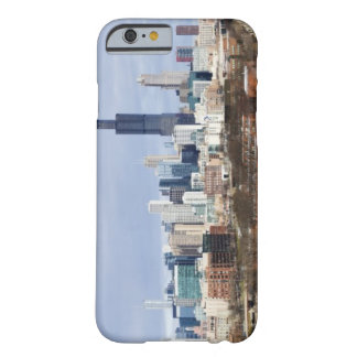 USA, Illinois, Chicago skyline 2 Barely There iPhone 6 Case