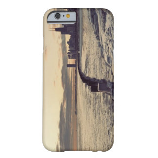 USA, Illinois, Chicago, Skyline at sunrise Barely There iPhone 6 Case
