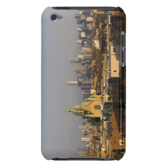USA, Illinois, Chicago skyline Case-Mate iPod Touch Case