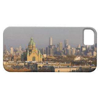 USA, Illinois, Chicago skyline iPhone 5 Covers