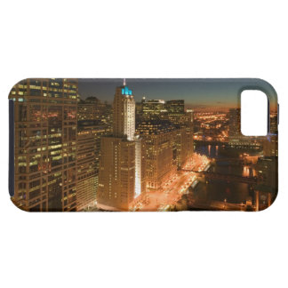 USA, Illinois, Chicago: The Loop: Buildings Tough iPhone 5 Case