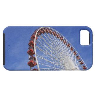 USA, Illinois, Chicago. View of Ferris wheel Tough iPhone 5 Case