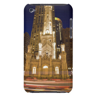 USA, Illinois, Chicago, Water Tower illuminated iPod Touch Case-Mate Case