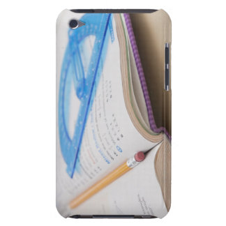 USA, Illinois, Metamora, Maths book Case-Mate iPod Touch Case