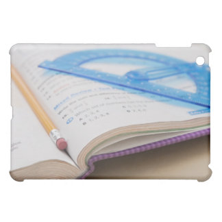 USA, Illinois, Metamora, Maths book Case For The iPad Mini