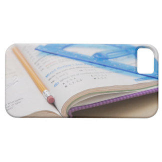 USA, Illinois, Metamora, Maths book iPhone 5 Cover