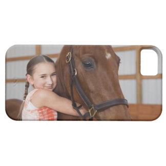 USA, Illinois, Metamora, Portrait of smiling iPhone 5 Covers