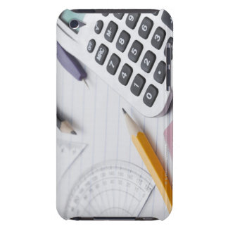 USA, Illinois, Metamora, Still life with school Barely There iPod Cover