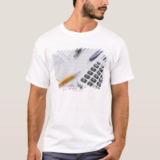USA, Illinois, Metamora, Still life with school T-Shirt