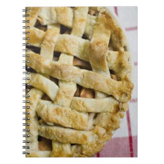 USA, Illinois, Washington, Apple pie Notebook
