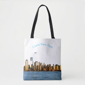 USA image for  All-Over-Print Tote Bag