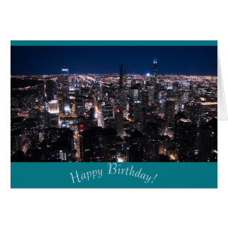 USA Image for American Birthday greeting card