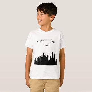 USA image for Kids'-T-Shirt-White T-Shirt