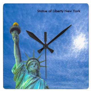 USA Image for Square-Wall-Clock Wallclock