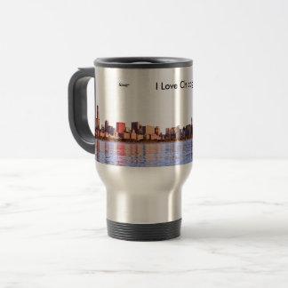 USA image for Travel/Commuter Mug