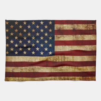 USA/Independence Day Tea Towel