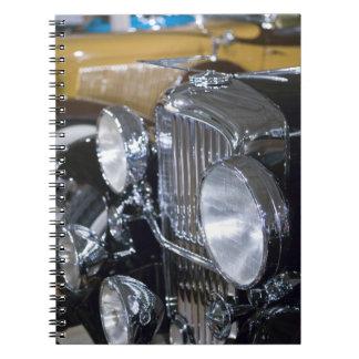 USA Indiana Auburn Auburn Cord Duesenberg 10 Note Book