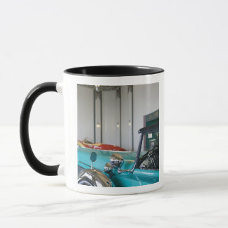 USA, Indiana, Auburn: Auburn, Cord, Duesenberg 12 Mug