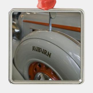 USA, Indiana, Auburn: Auburn, Cord, Duesenberg 13 Christmas Ornament