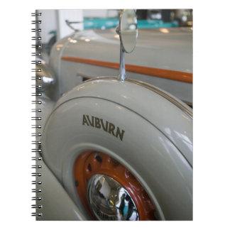 USA Indiana Auburn Auburn Cord Duesenberg 13 Notebook