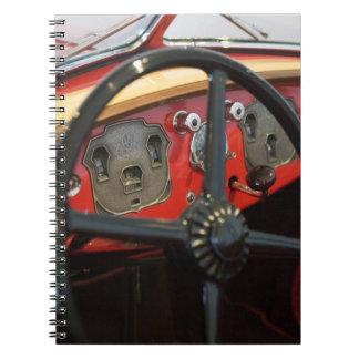 USA Indiana Auburn Auburn Cord Duesenberg 2 Note Book