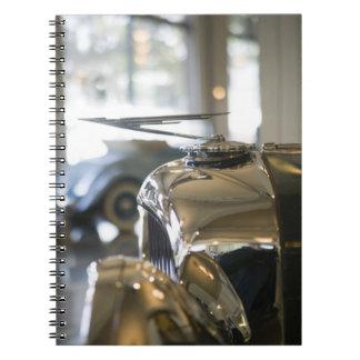 USA Indiana Auburn Auburn Cord Duesenberg 4 Spiral Note Books