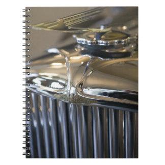USA Indiana Auburn Auburn Cord Duesenberg 5 Spiral Note Books
