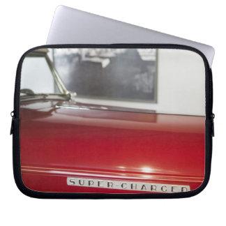 USA, Indiana, Auburn: Auburn, Cord, Duesenberg 7 Laptop Sleeve