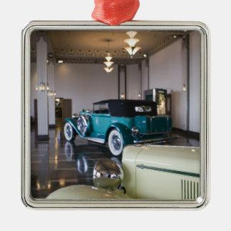 USA, Indiana, Auburn: Auburn, Cord, Duesenberg 8 Christmas Ornament